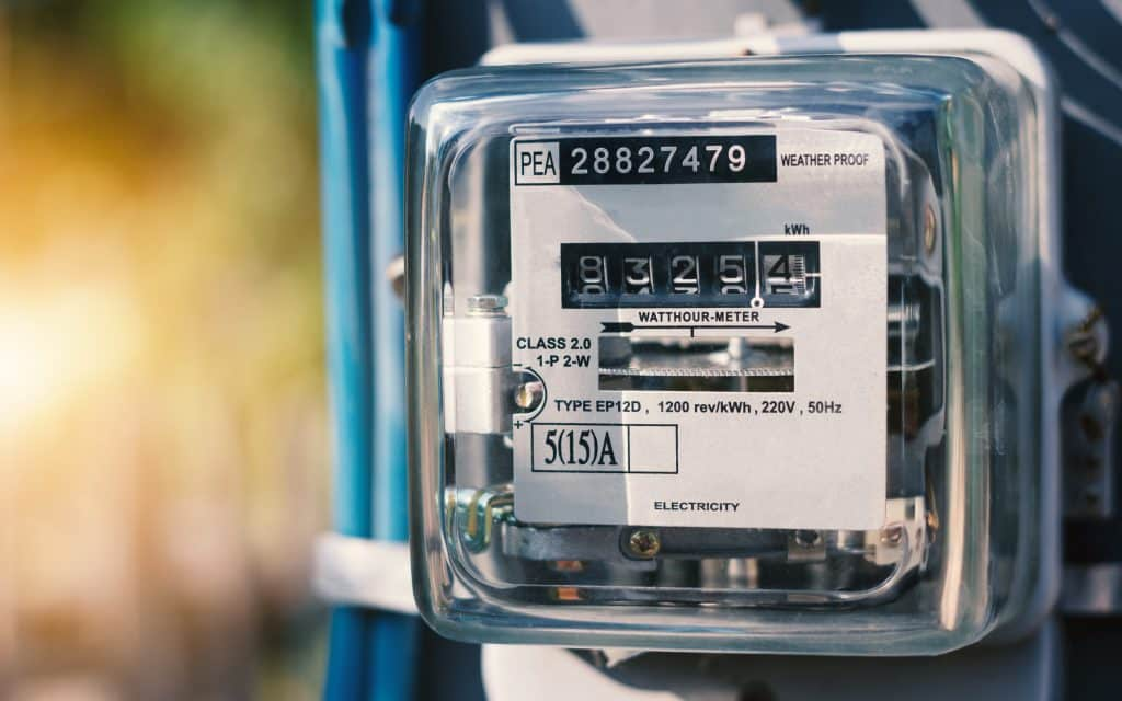 electricity meters strata buildings
